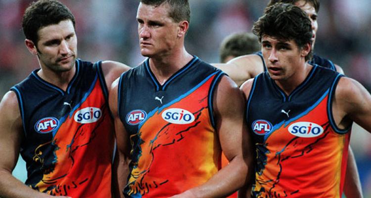 Articles - Top 10 worst AFL/VFL guernseys of all time - AFL